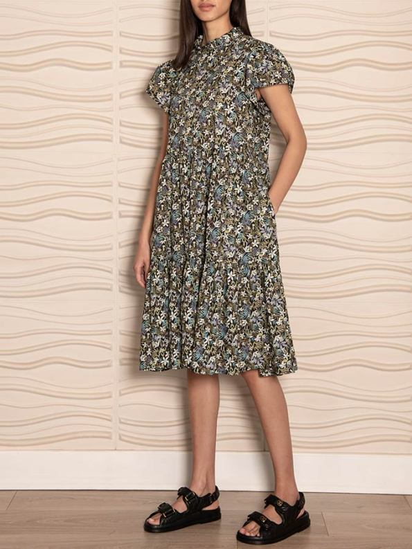Smudj Chasing Aimee Mini Dress Side NS