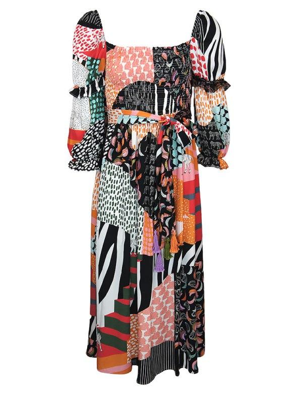 Asha Eleven Jani Dress Transcendence