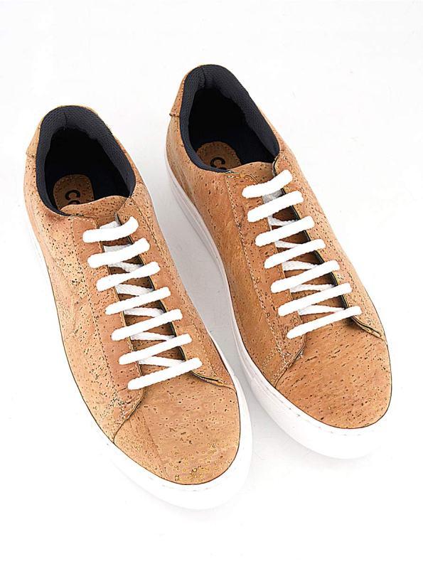 Reefer Natural Cork Sneakers Pair