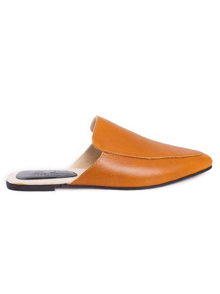 tan leather mules shoes South Africa