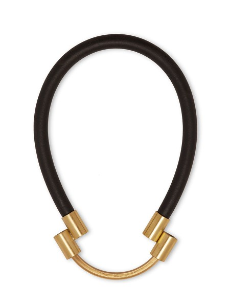 African inspired neckpiece black for women