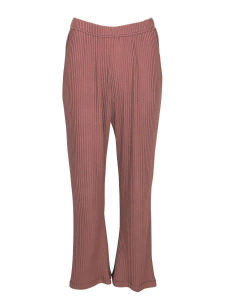 knit lounge pants pink womens South Africa