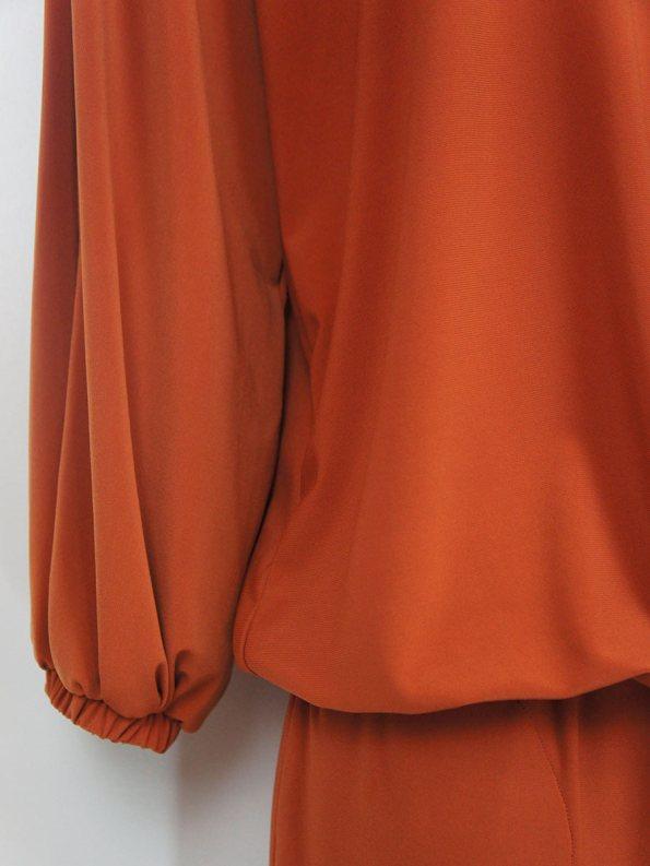 IdV Top and Pant Matching Set Rust Detail