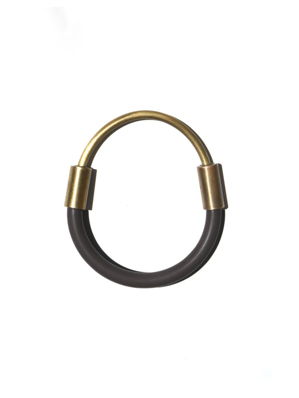 Iloni Basic Bangle Black