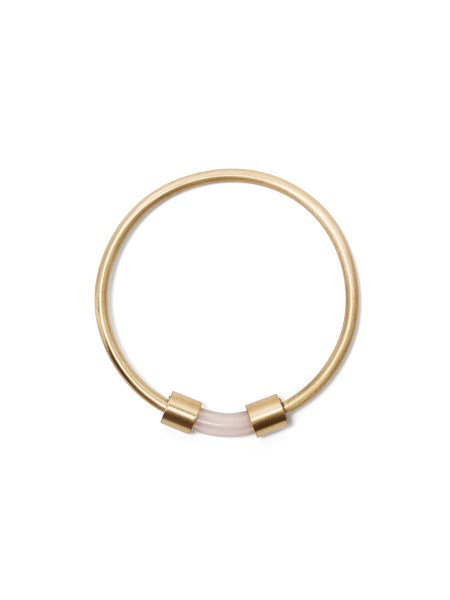thin brass bangle made in South Africa