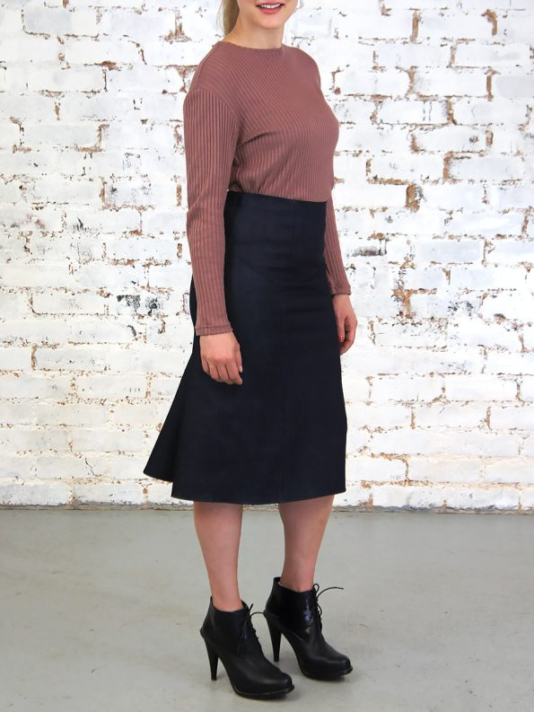 JMVB Denim Pencil Skirt Indigo Angle _Expo0.45 SHPEN100
