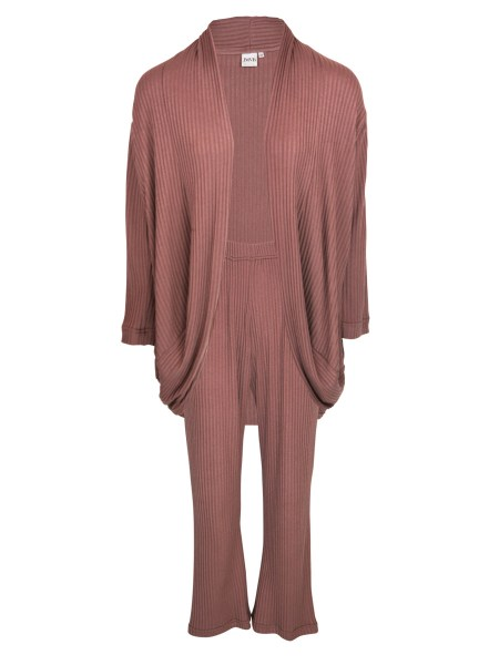 Two-piece loungewear set pink made in South Africa