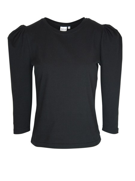 Black puff sleeve top women South Africa