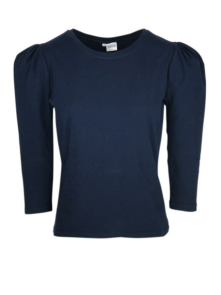 Navy puff sleeve top women South Africa