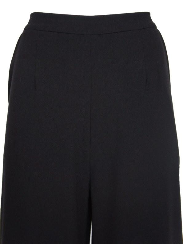 JMVB Straight Leg Pants Black Detail