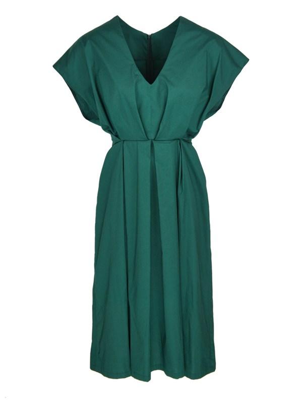 Mareth Colleen Hazel Dress Green