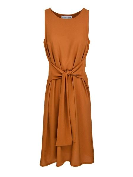 brown midi dress womens South Africa