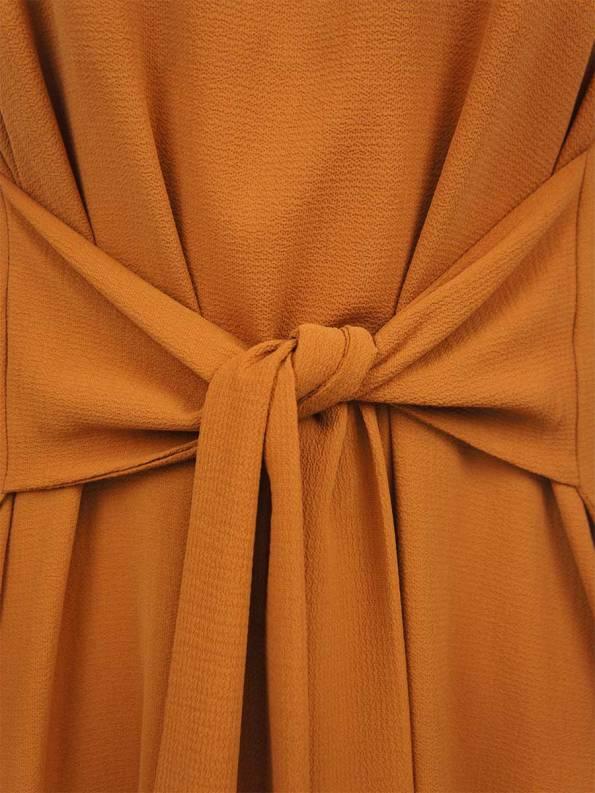 Mareth Colleen Mia Dress Clay Detail