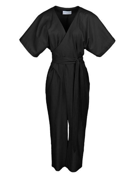 black linen jumpsuit women South Africa