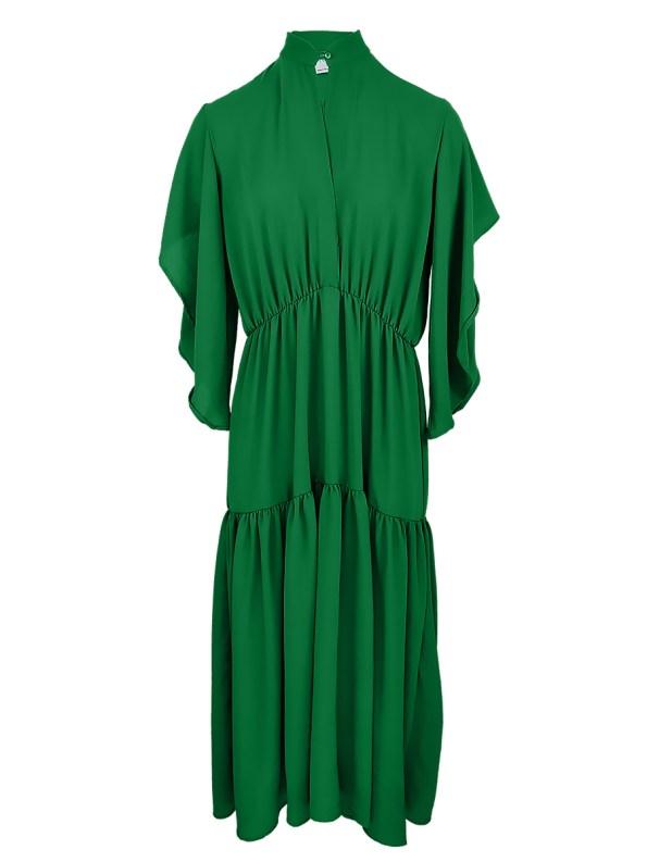 Mareth Colleen Tristan Dress Green