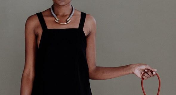 Joyful iloni Jewellery's bold minimalist designs