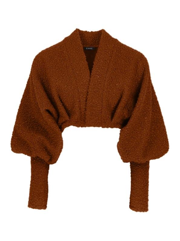 Erre Kingpin Jacket Bronze