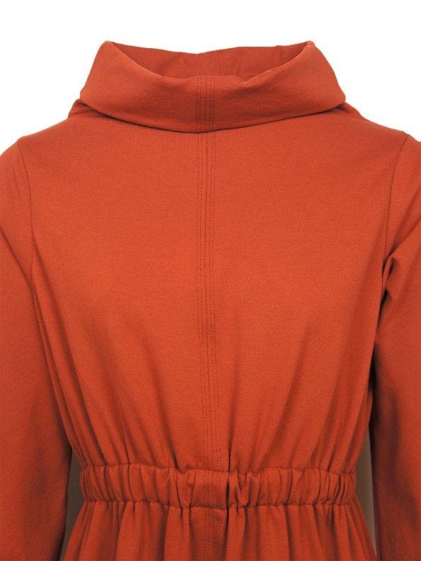 Erre Look 3 Dress Amber Detail