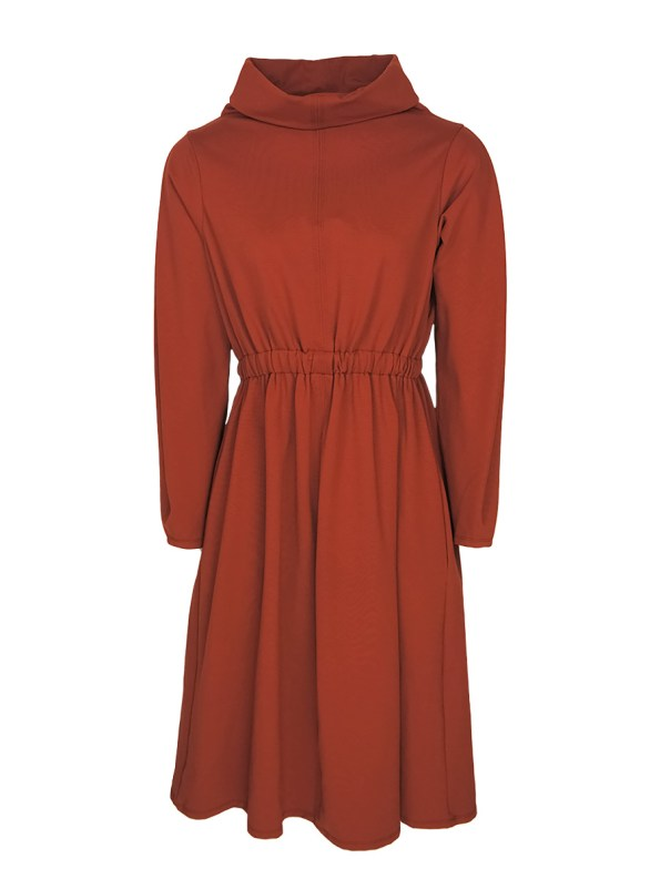 Erre Look 3 Dress Amber _SHPEN60