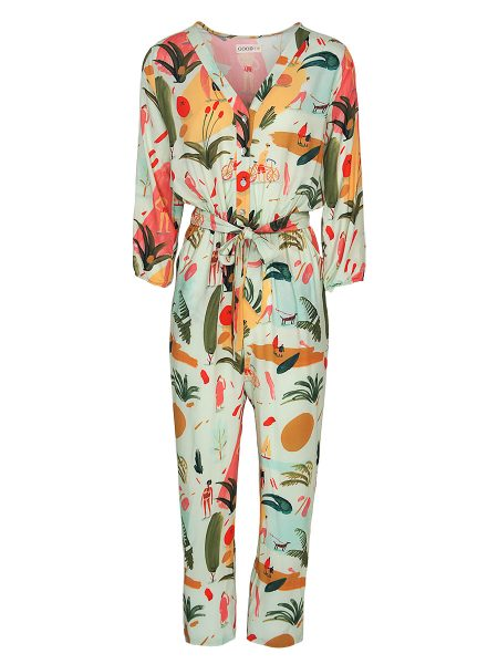 Green Kirsten Sims Jumpsuit South Africa