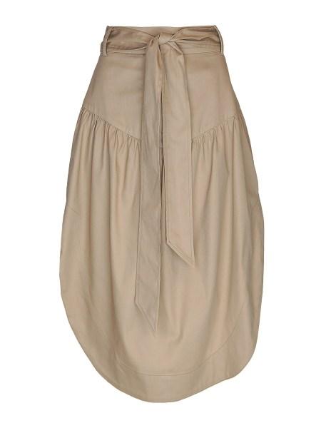 camel beige cotton skirt South Africa