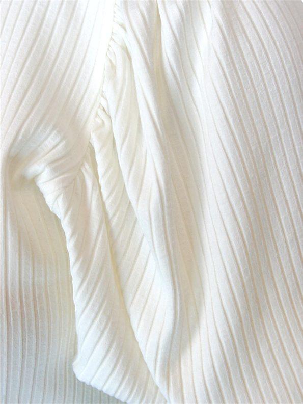 Smudj Phoebe Top Milk Fabric
