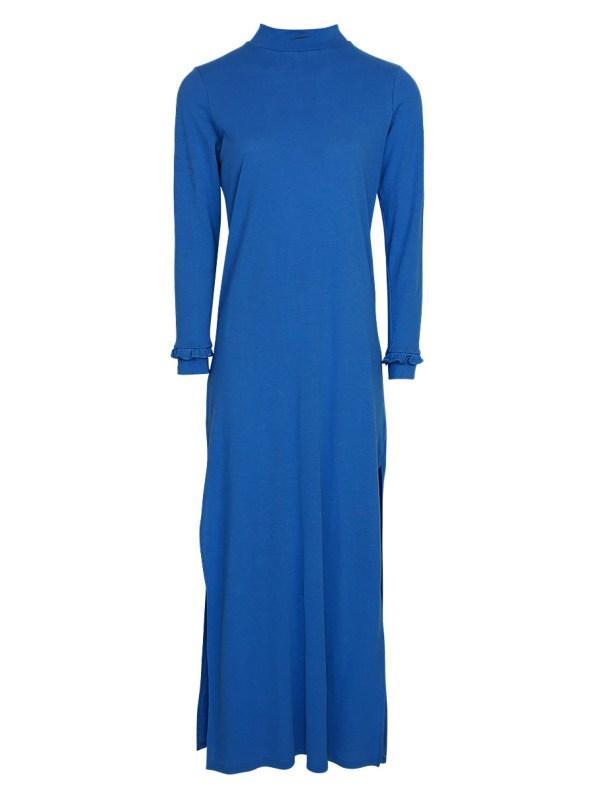 Asha Eleven Marefu Dress Cornflower Blue