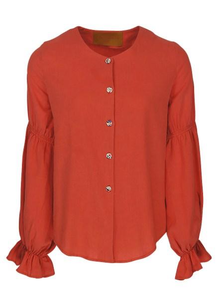 coral hemp blouse ladies South Africa
