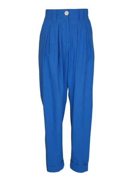 blue high waisted pants for women South Africa