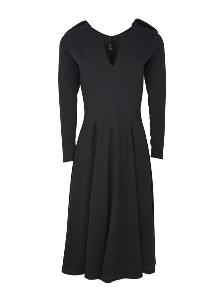 black dress with slits South Africa