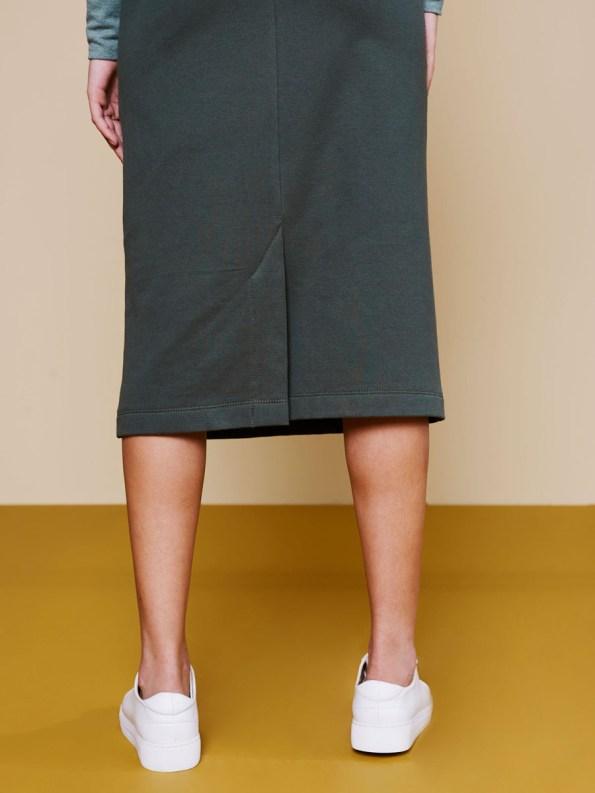Good Lounge Skirt Olive 2