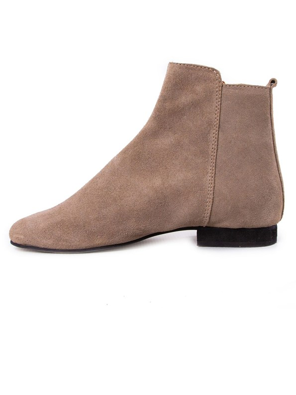 HoC Suna Boots Suede Stone Right