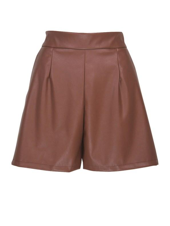 JMVB Faux Leather Shorts _SHPEN100_HUE-1_SAT+5