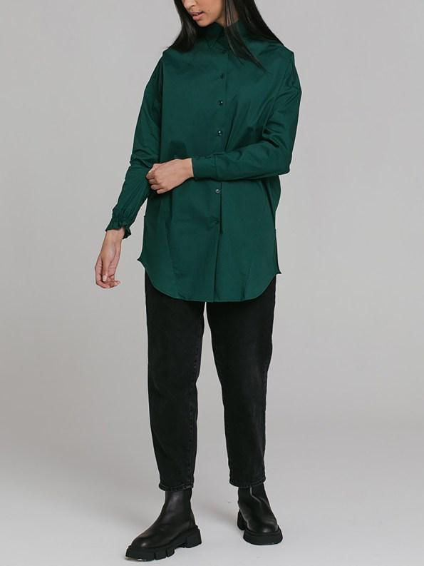 Mareth Colleen Ashley Shirt Green 1