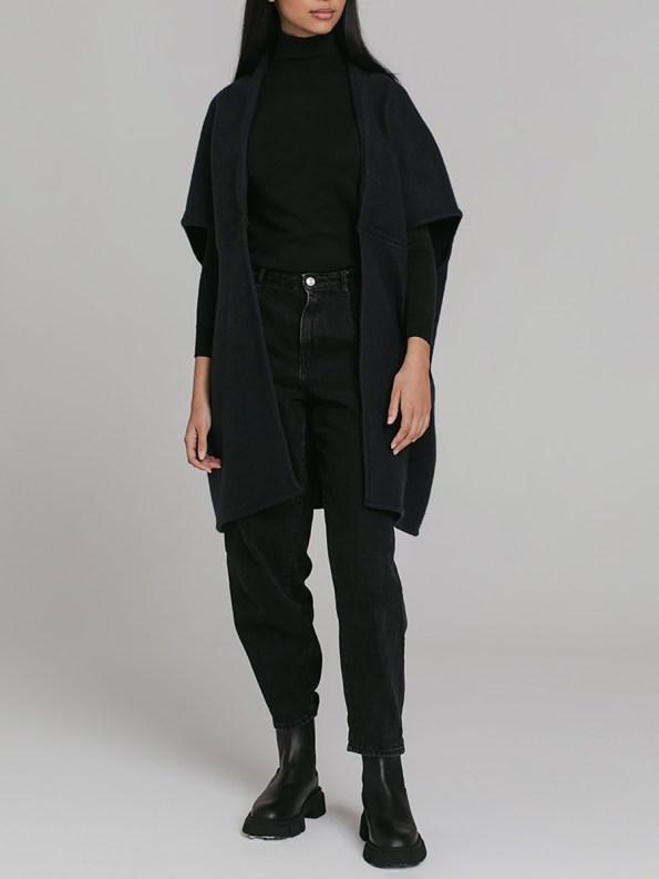 Mareth Colleen Jei Coat Navy 1
