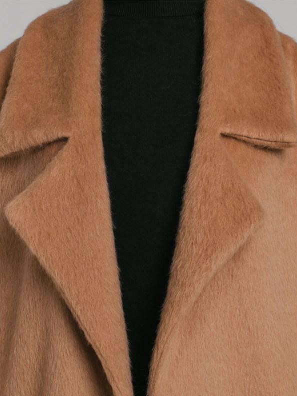 Mareth Colleen Oliver Coat Detail