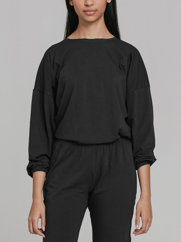 Mareth Colleen Sweater Outfit Black 1