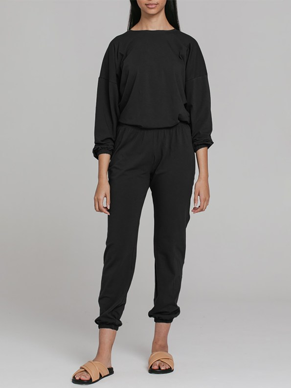 Mareth Colleen Sweater Outfit Black 2