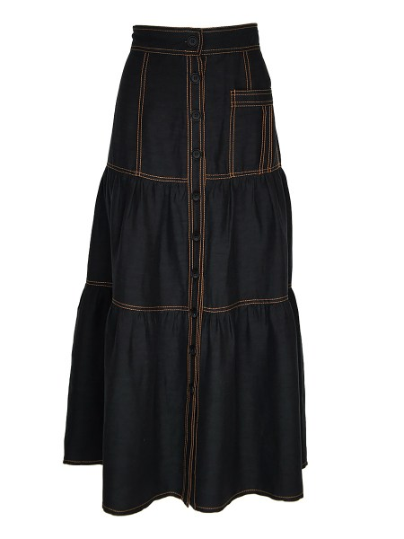 black button down skirt South Africa