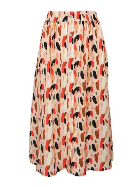 Pink dot skirt South Africa