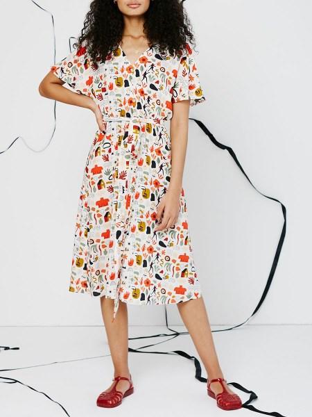 Print summer dress South Africa