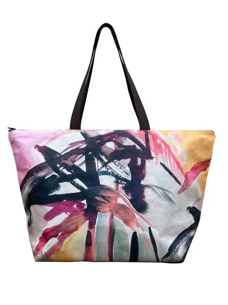 multi coloured big bag