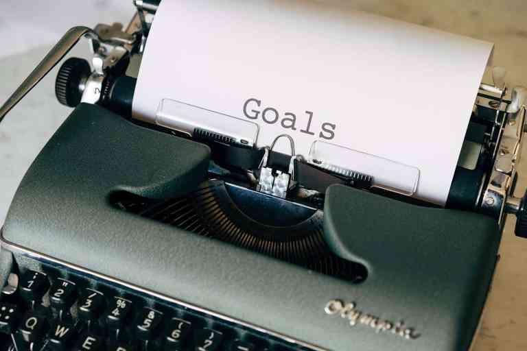 Doelen Veranderen Gedrag Gedragsmanagement Plan Doorzetten Doelgericht Ontwikkelen Groeien