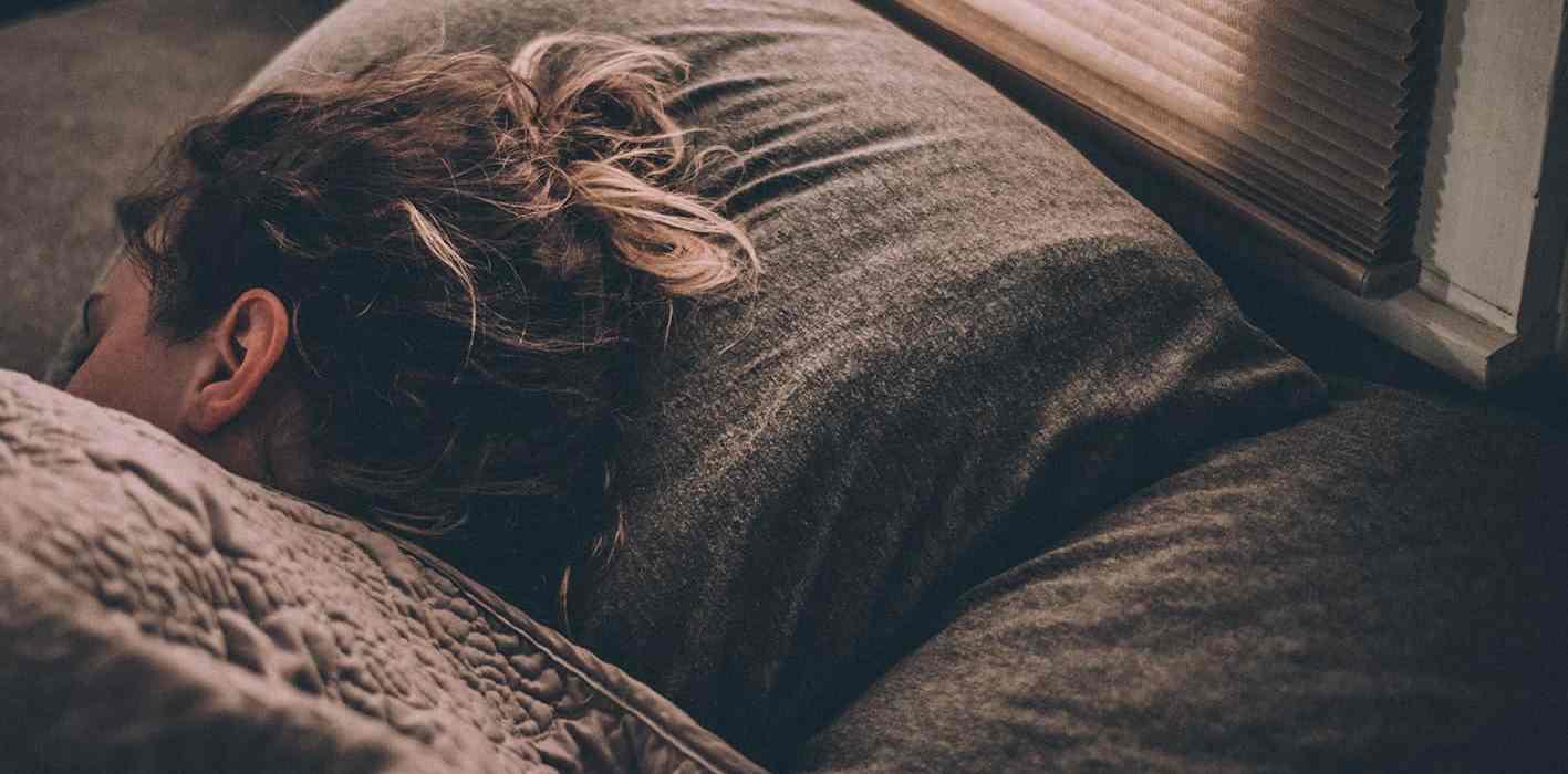 Slaap Slapen Nachtrust Ontspanning Bed Liggen Rusten Gezondheid Energie