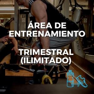Pases para gimnasio Equilibrium. equilibrium club Uso area de Entrenamiento   Socio Club Cuota Trimestral