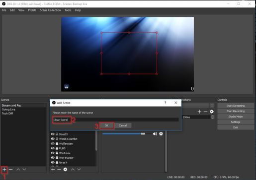 Open Broadcaster Software,