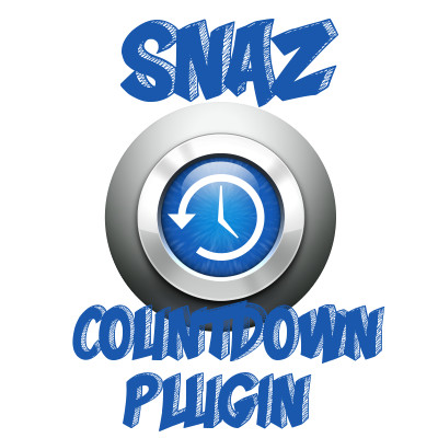 Twitch Counter - OBS Countdown Plugin Snaz - How to add Twitch Timer