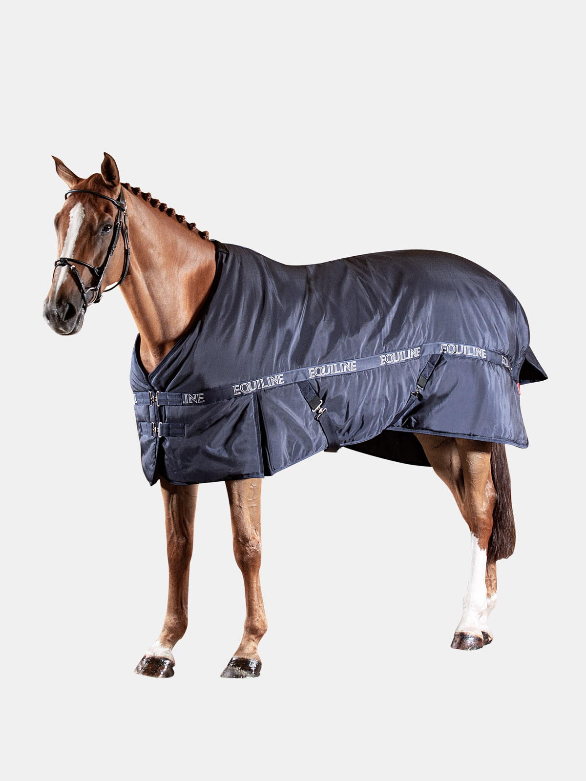 Equiline Clint heavy stable horse blanket