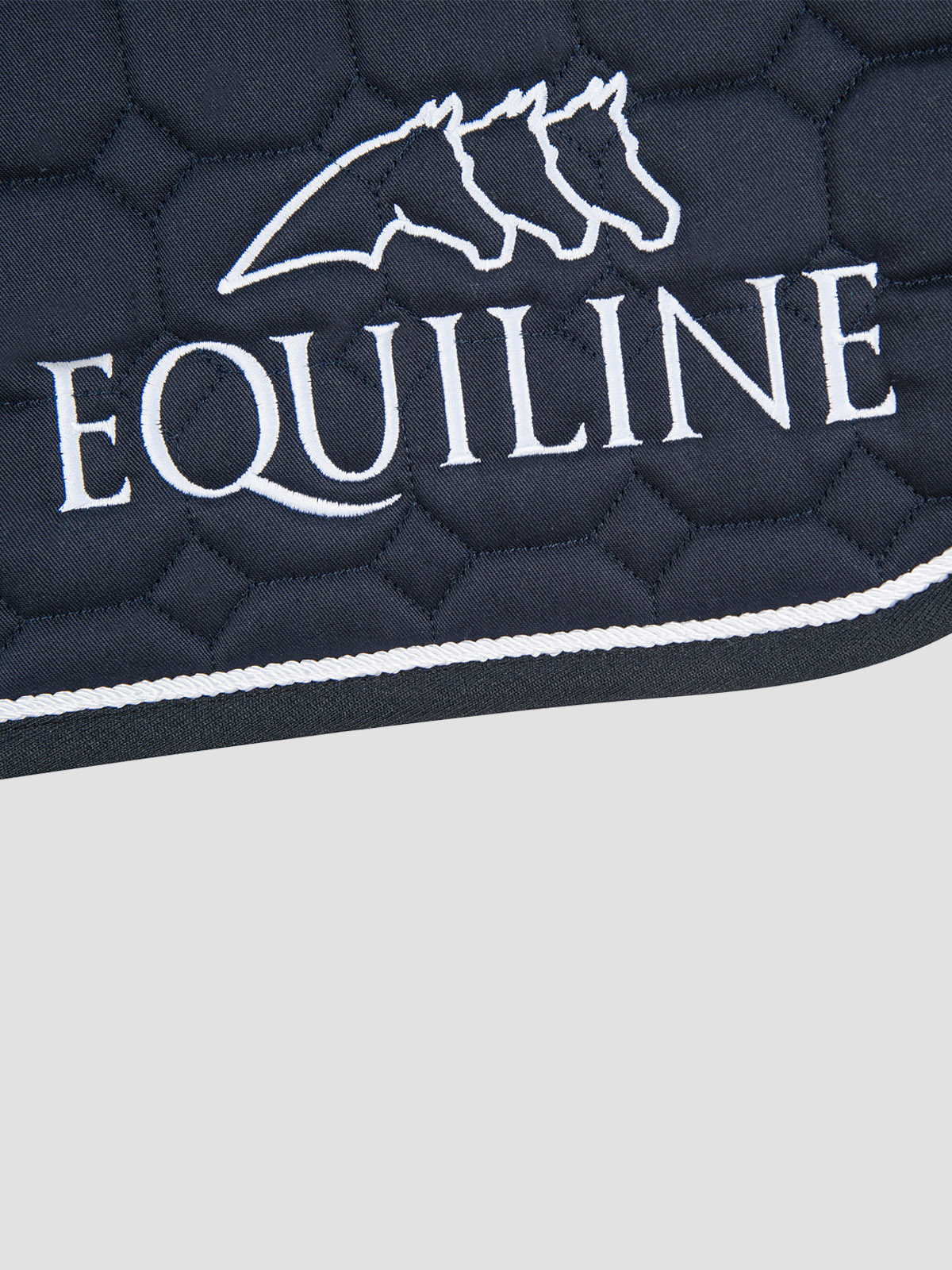 OUTLINE - Octagon Saddle Pad w/ Logo 2