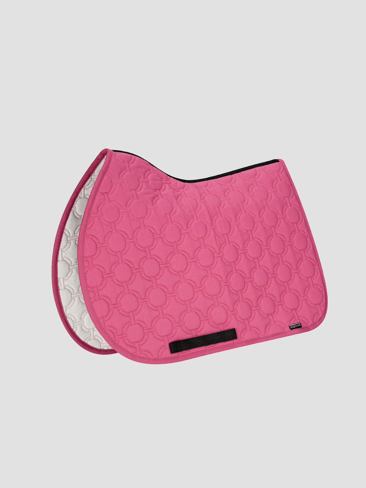 COPPER - Ring Patterned Saddle Pad 4